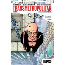 TRANSMETROPOLITAN TP BOOK 1