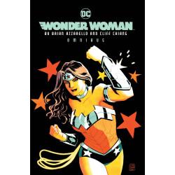 WONDER WOMAN BY AZZARELLO CHIANG OMNIBUS HC
