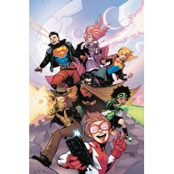 YOUNG JUSTICE HC VOL 1 GEMWORLD