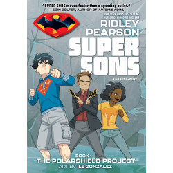 SUPER SONS BOOK 1 THE POLAR SHIELD PROJECT TP DC ZOOM