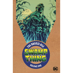 SWAMP THING THE BRONZE AGE OMNIBUS TP VOL 1