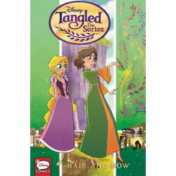 TANGLED THE SERIES HAIR AND NOW TP