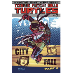 TMNT ONGOING TP VOL 7 CITY FALL PT 2