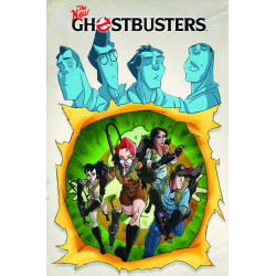 GHOSTBUSTERS ONGOING TP VOL 5 NEW GHOSTBUSTERS