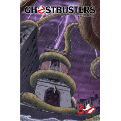 GHOSTBUSTERS ONGOING TP VOL 8 MASS HYSTERIA PT 1