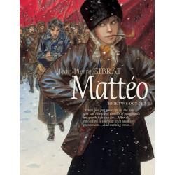 MATTEO HC VOL 2 1917-1918