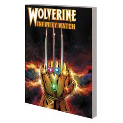 WOLVERINE TP INFINITY WATCH