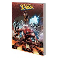 UNCANNY X-MEN WOLVERINE AND CYCLOPS TP VOL 2