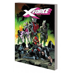 X-FORCE TP VOL 2 COUNTERFEIT KING