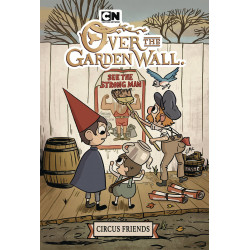 OVER GARDEN WALL CIRCUS FRIENDS ORIGINAL GN VOL 2