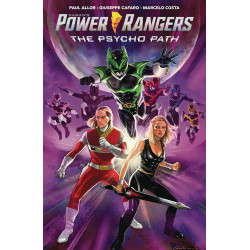 POWER RANGERS PSYCHO PATH ORIGINAL GN