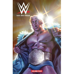 WWE THEN NOW FOREVER TP VOL 4