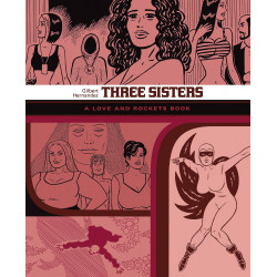 LOVE ROCKETS LIBRARY GILBERT GN VOL 7 THREE SISTERS
