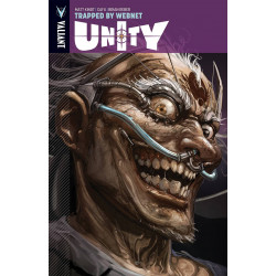 UNITY TP VOL 2 TRAPPED BY WEBNET