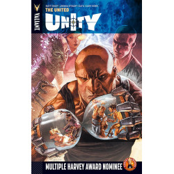 UNITY TP VOL 4 THE UNITED