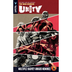 UNITY TP VOL 6 THE WAR MONGER