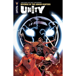 UNITY TP VOL 7 REVENGE OF THE ARMOR HUNTERS