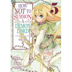 HOW NOT TO SUMMON DEMON LORD GN VOL 5