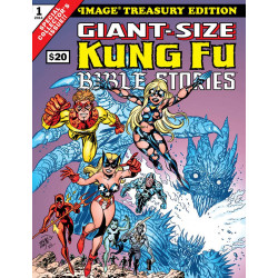 GIANT SIZED KUNG FU BIBLE STORIES
