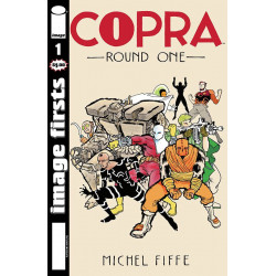 IMAGE FIRSTS COPRA 1 VOL 77