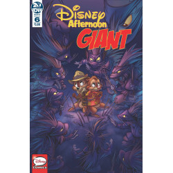 DISNEY AFTERNOON GIANT 6