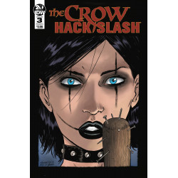CROW HACK SLASH 3 CVR A SEELEY