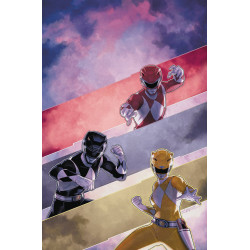 MIGHTY MORPHIN POWER RANGERS 42 MAIN