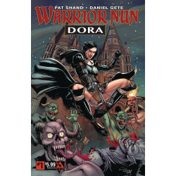 WARRIOR NUN DORA 1 VICTORIAN ERA