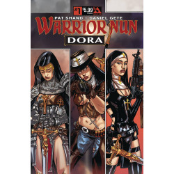 WARRIOR NUN DORA 1 TIMELESS