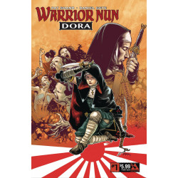 WARRIOR NUN DORA 1 FEUDAL AGE