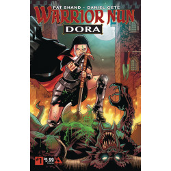 WARRIOR NUN DORA 1 VIKING AGE