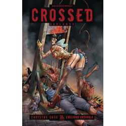 CROSSED BADLANDS 100 CENTURY FAIRY TALE B