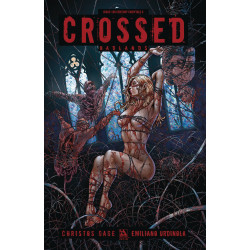 CROSSED BADLANDS 100 CENTURY FAIRY TALE C