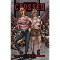 CROSSED BADLANDS 100 COSTUME CHANGE A