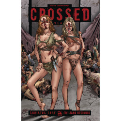 CROSSED BADLANDS 100 COSTUME CHANGE B