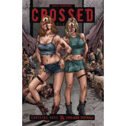 CROSSED BADLANDS 100 COSTUME CHANGE C