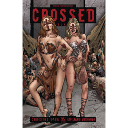 CROSSED BADLANDS 100 COSTUME CHANGE D