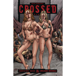 CROSSED BADLANDS 100 COSTUME CHANGE E