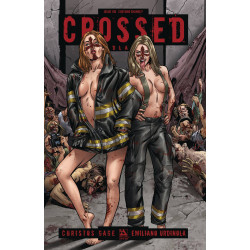 CROSSED BADLANDS 100 COSTUME CHANGE F