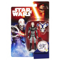 STAR WARS JUNGLE SPACE WAVE 2 REBELS - THE INQUISITOR - ACTION FIGURE