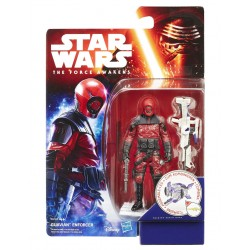 STAR WARS JUNGLE SPACE WAVE 2 THE FORCE AWAKENS - GUAVIAN ENFORCER - ACTION FIGURE