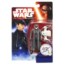 STAR WARS JUNGLE SPACE WAVE 2 THE FORCE AWAKENS - FIRST ORDER GENERAL HUX - ACTION FIGURE