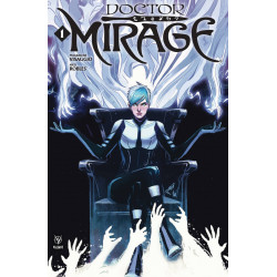 DOCTOR MIRAGE 1 CVR B INGRANATA