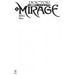 DOCTOR MIRAGE 1 CVR E BLANK