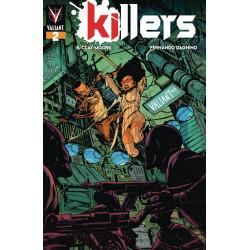 KILLERS 2 CVR B GREENE