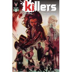 KILLERS 2 CVR C DAGNINO