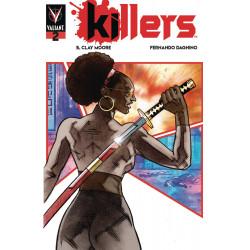 KILLERS 2 CVR D SNYDER III