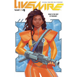 LIVEWIRE 9 NEW ARC CVR A LEE