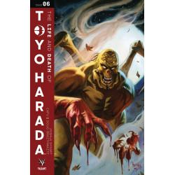 LIFE DEATH OF TOYO HARADA 6 CVR B BRERETON
