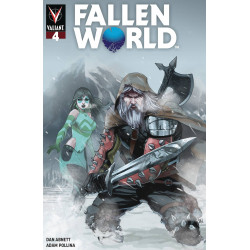 FALLEN WORLD 4 CVR C HARVEY